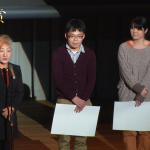 【AGORA賞】「デジタルゲーム学科WEBページのリニューアル案」正木 良樹さん、高良 和子さん