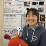 【後援会賞】「肝臓手術サポートのためのメス先端位置推定」土井万由子さん、筑紫啓雄さん